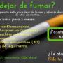 Dejar de fumar y desintoxicarse 91-5325199